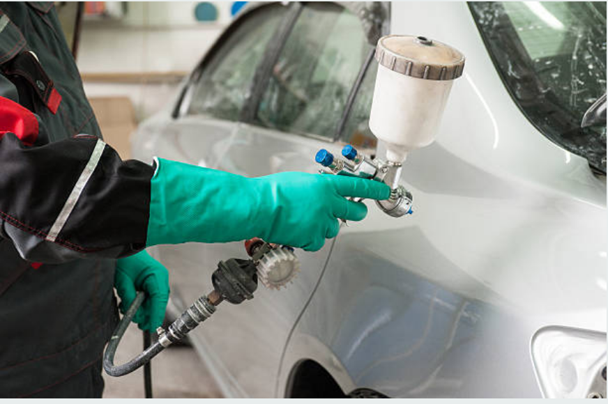Cost To Repaint A Car >> How Much Does A Car Paint Job Cost Billings Collision Repair
